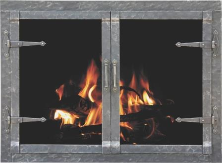 FORGED IRON:  Marvin's Favorite Door