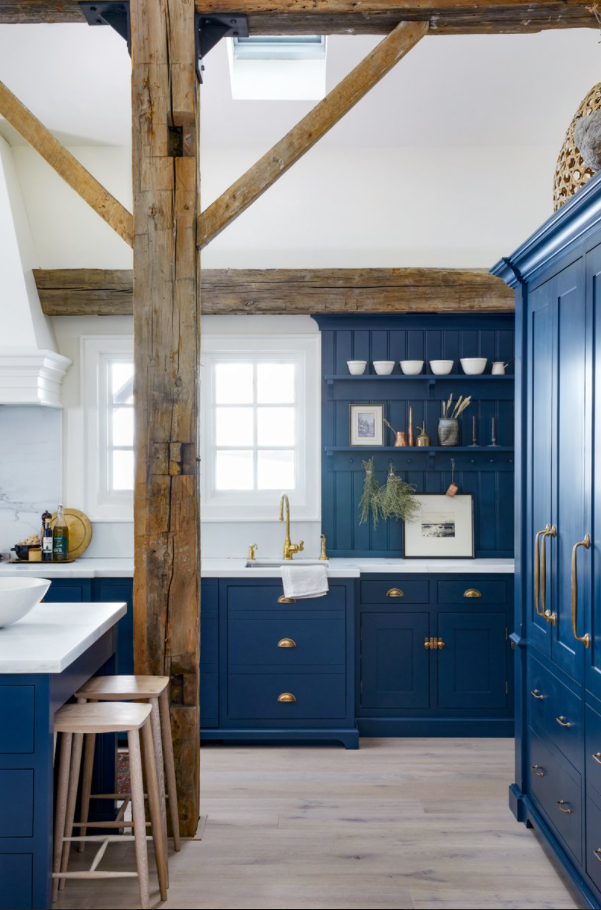 Photo:  Virginia Macdonald Source:  House & Home Design: Jack Creasy, Bloomsbury Fine Cabinetry