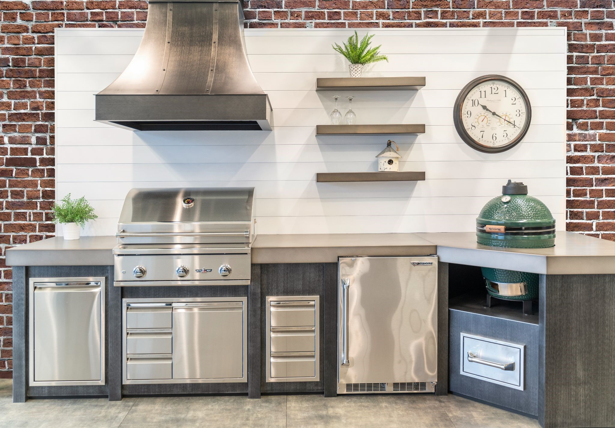 Range Hoods by Stoll Industries are available in a wide variety of finishes